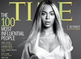 Beyoncé on 'Most Influential' Cover of 'Time' Magazine -  But Did She Have to Be in Her Underwear?