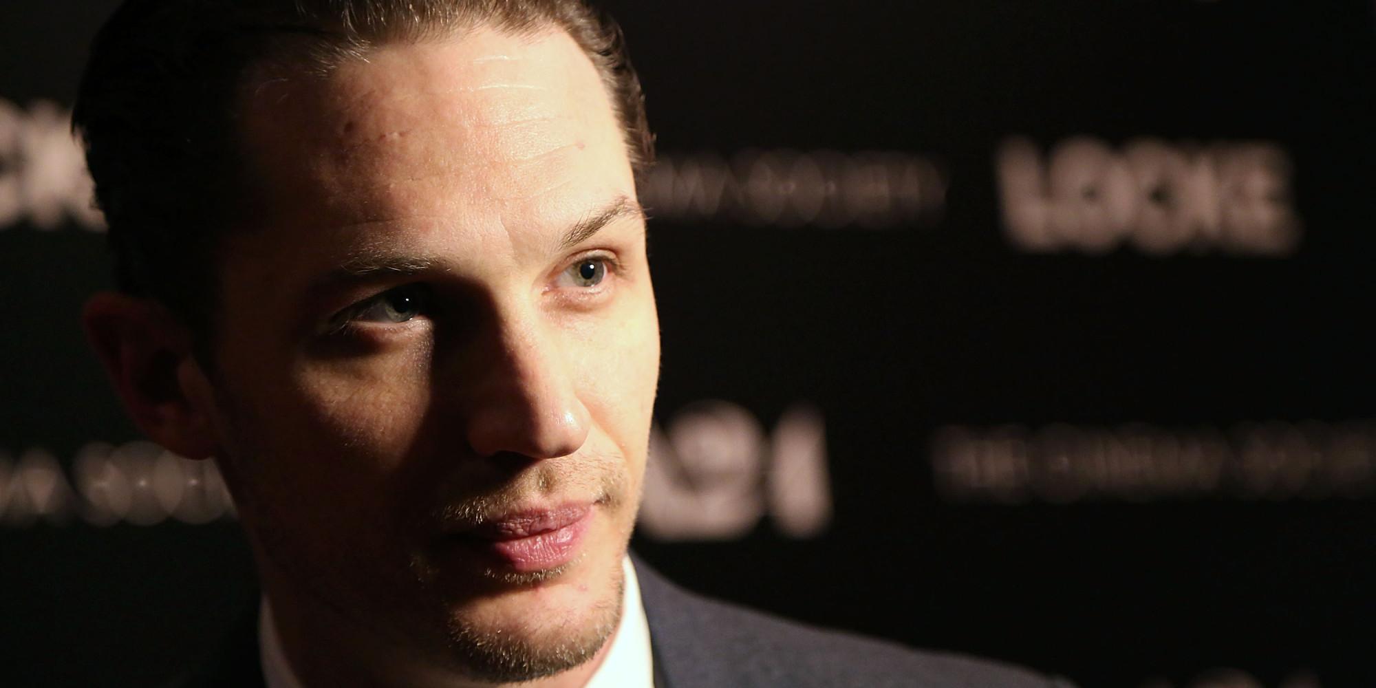 Tom Hardy Describes New Film 'Locke' As A 'Contemporary