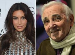 Génocide arménien: Kardashian et Aznavour, même combat