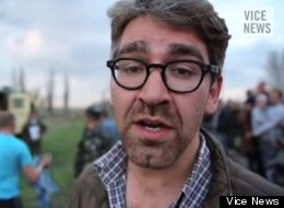 Vice Correspondent Released In Ukraine