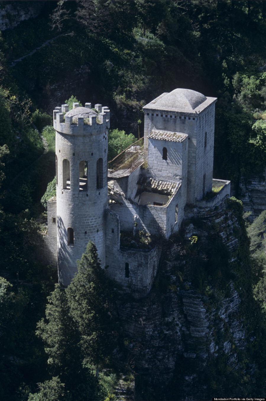 castle of venus erice