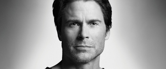 ROB LOWE INTERVIEW