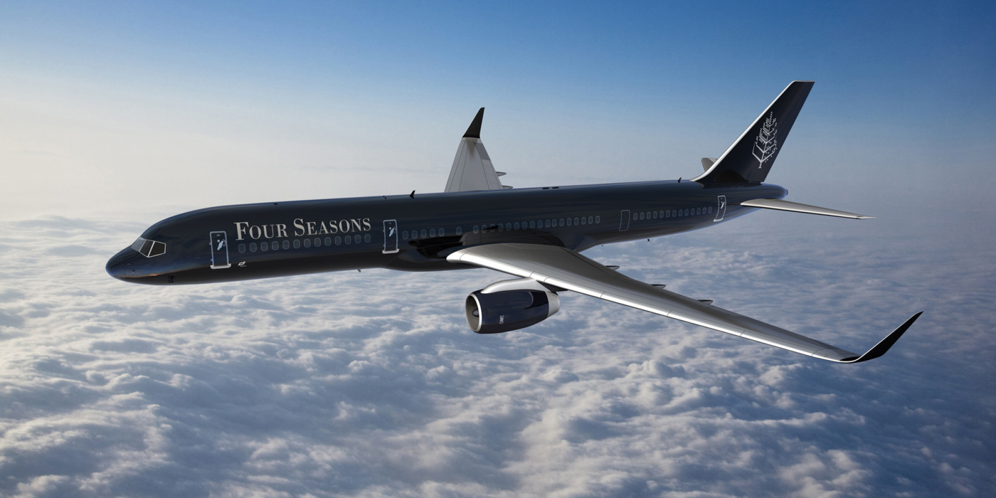 Four Seasons Launches Private Jet For World Tours Because