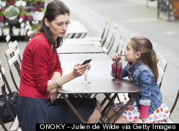 Hungry for Attention: Is Your Cell Phone Use at Dinnertime Hurting Your Kids?