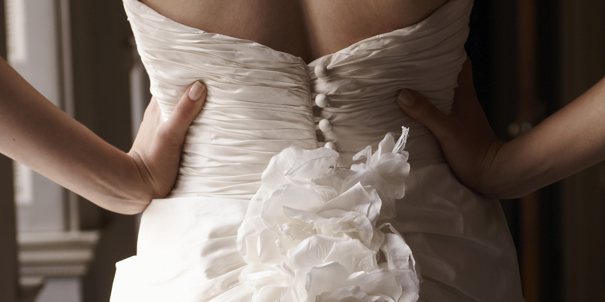 10 creative things to do with your bridal gown post