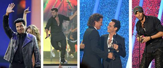 2014 BILLBOARD LATIN MUSIC SHOW