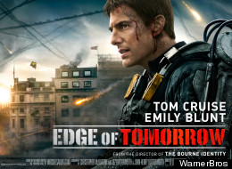 FIRST LOOK: Tom Cruise Is War-Ready For 'Edge Of Tomorrow'