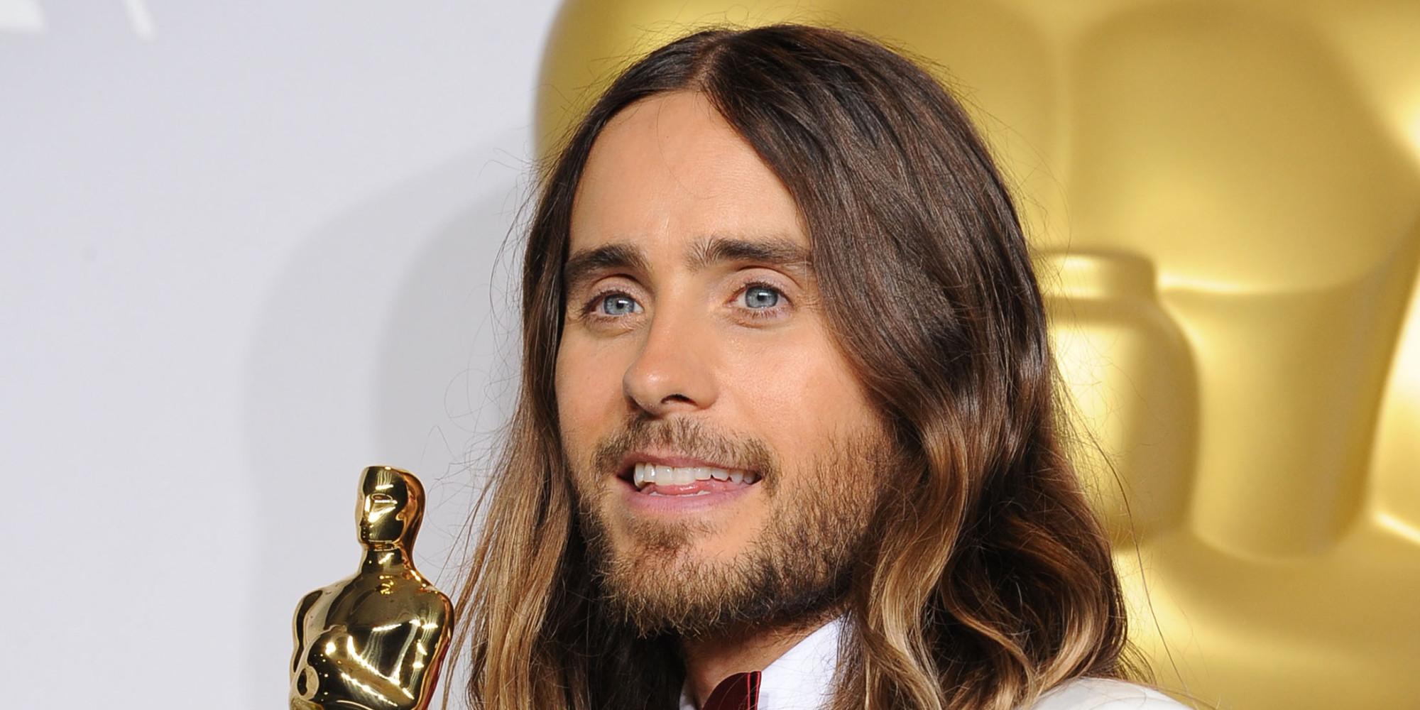 Jared Leto Jared Leto s Oscar Is A