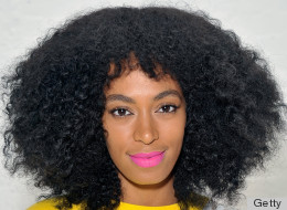 Solange Knowles Is Our Main Squeeze In Lemon Yellow Outfit