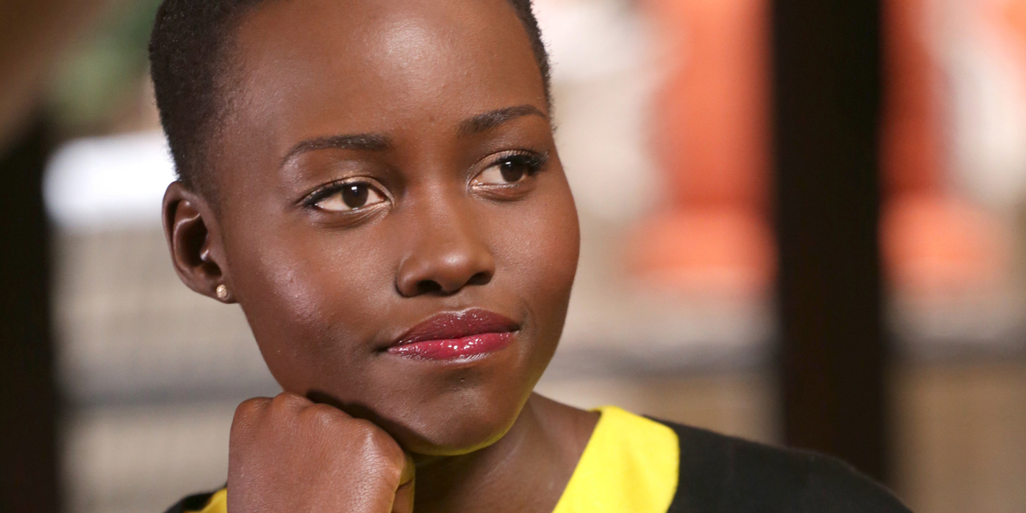 Lupita Nyong O Tried To Tell Us How To Pronounce Her Name