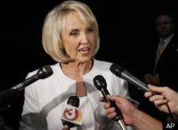 Jan Brewer Hillary Clinton