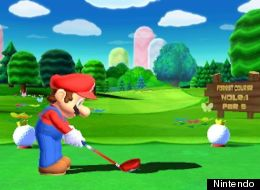 Mario Golf Hits The 3DS: Is It A Hole In One?