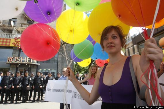 homophobia ukraine