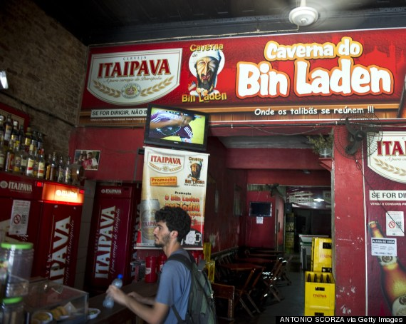 bin laden bar