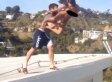Instagram 'Playboy'  Dan Bilzerian Throws Porn Star Off His Roof (VIDEO)