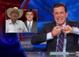 Colbert Sings 'The Ballad Of Cliven Bundy', Says Bundy And Hannity 'Go Together Like Ku And Klux'