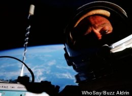 Second Man On Moon Claims Selfie First