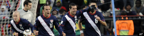 Landon Donovan Goal Video Usa