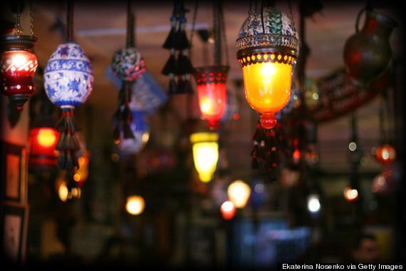 turkish cafe
