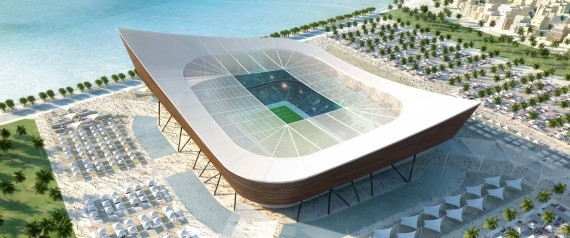 QATAR STADIUM WORLD CUP 2022