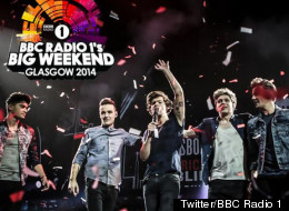 One Direction To Open Radio 1's Big Weekend