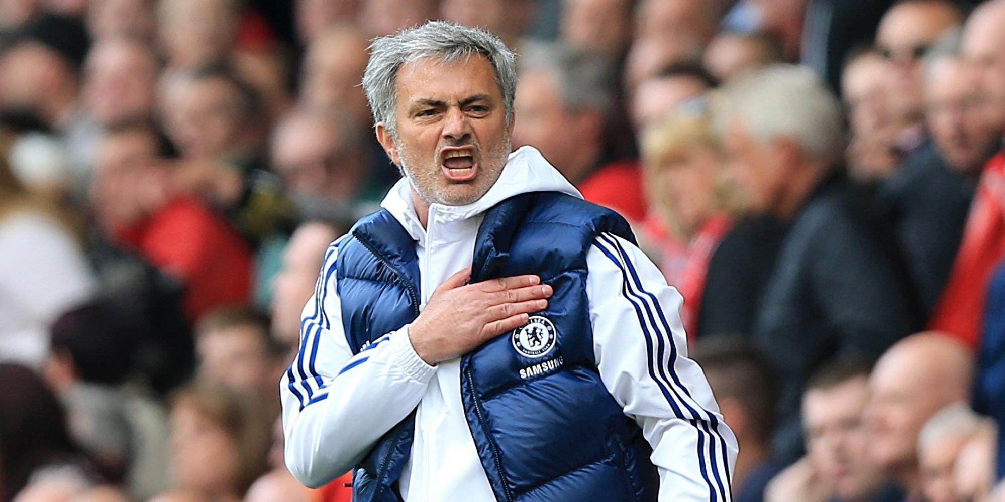 Liverpool 0-2 Chelsea: José Mourinho Enlivened, Rather ...