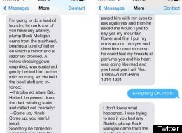 This 'Ulysses' Auto-Correct Prank Is Perhaps The Best Ever