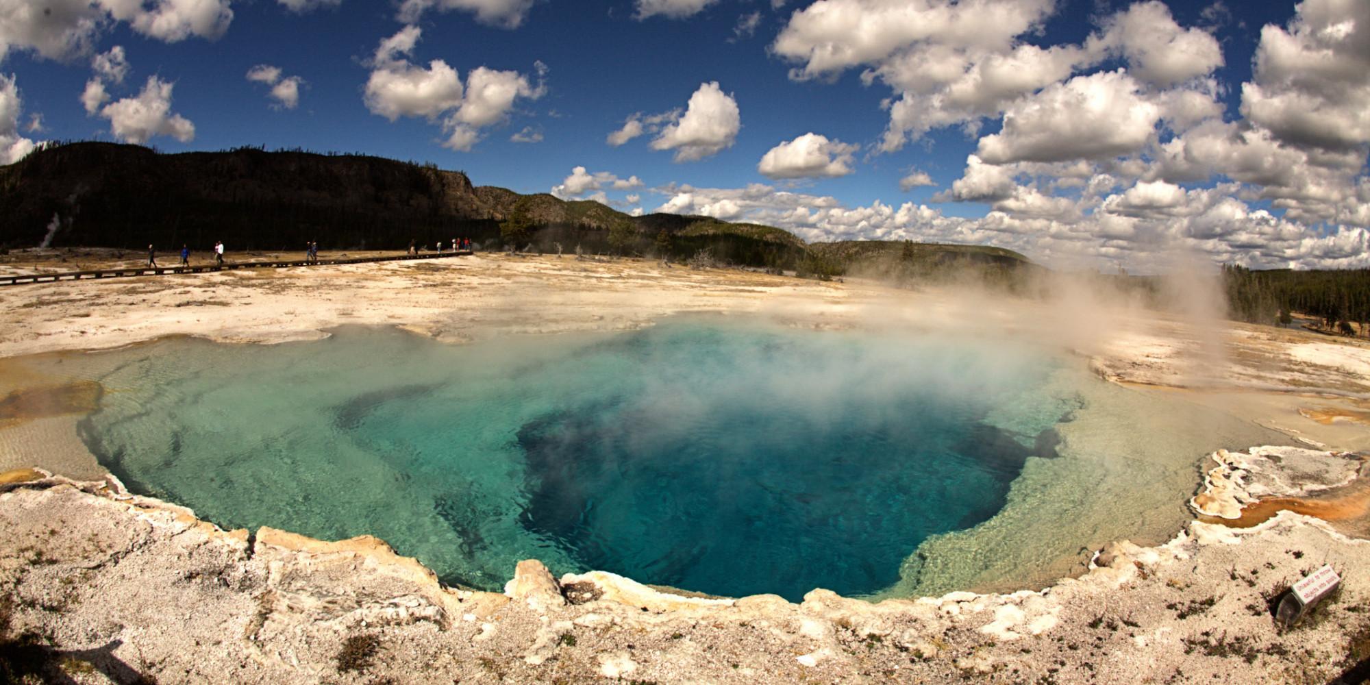 Yellowstone Map United States Html Yellowstone USA