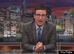 WATCH: Clips From John Oliver's Very First 'Last Week Tonight'