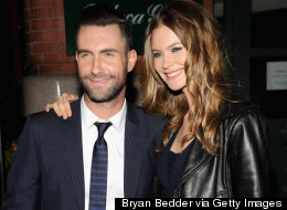 Adam Levine And Behati Prinsloo Are One Good Looking Couple