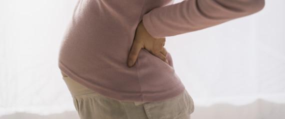 sintomas tercer trimestre embarazo