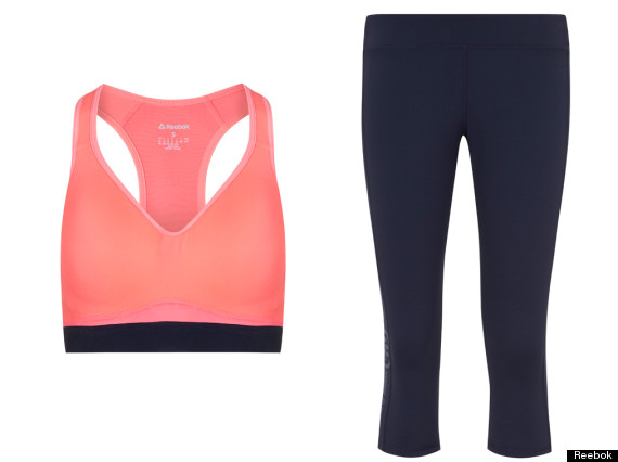 fitness clothing reebok