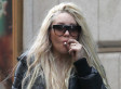 Amanda Bynes Smoking Weed? Actress Puffs On Suspicious Looking Cigarette On NYC Street (PHOTO)