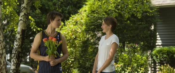 NEW FAULT IN OUR STARS TRAILER