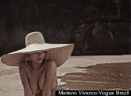 Rihanna's Topless Photos Prove Shirts Are Overrated