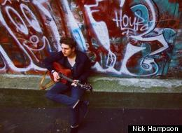 Musician Of The Week: Folk/Rock Singer Nicholas Hampson, From Oxford Uni