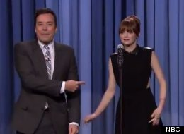 WATCH: Emma Stone Stuns Live Audience With Secret Skill
