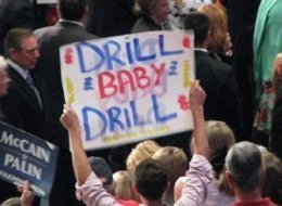 Tea Party Bp Oil Spill