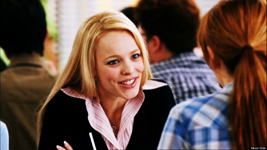 regina george mean girls
