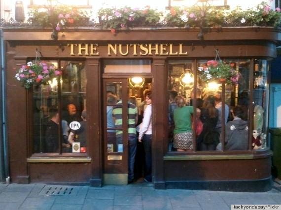 the nutshell pub
