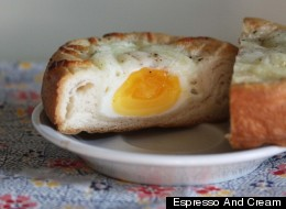 Egg In A Biscuit Is Everything Breakfast Ever Wanted To Be