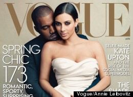 Kim And Kanye's Vogue Cover Set To Break Record