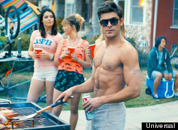 WATCH: Zac Efron Explains Why His Clothes Came Off