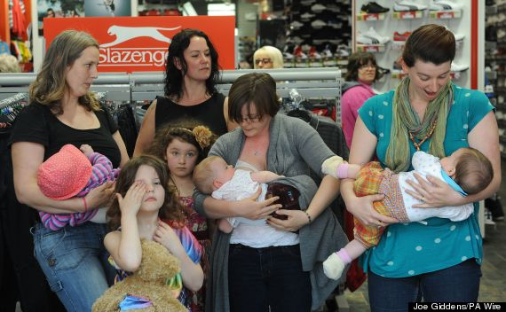 breastfeeding sports direct