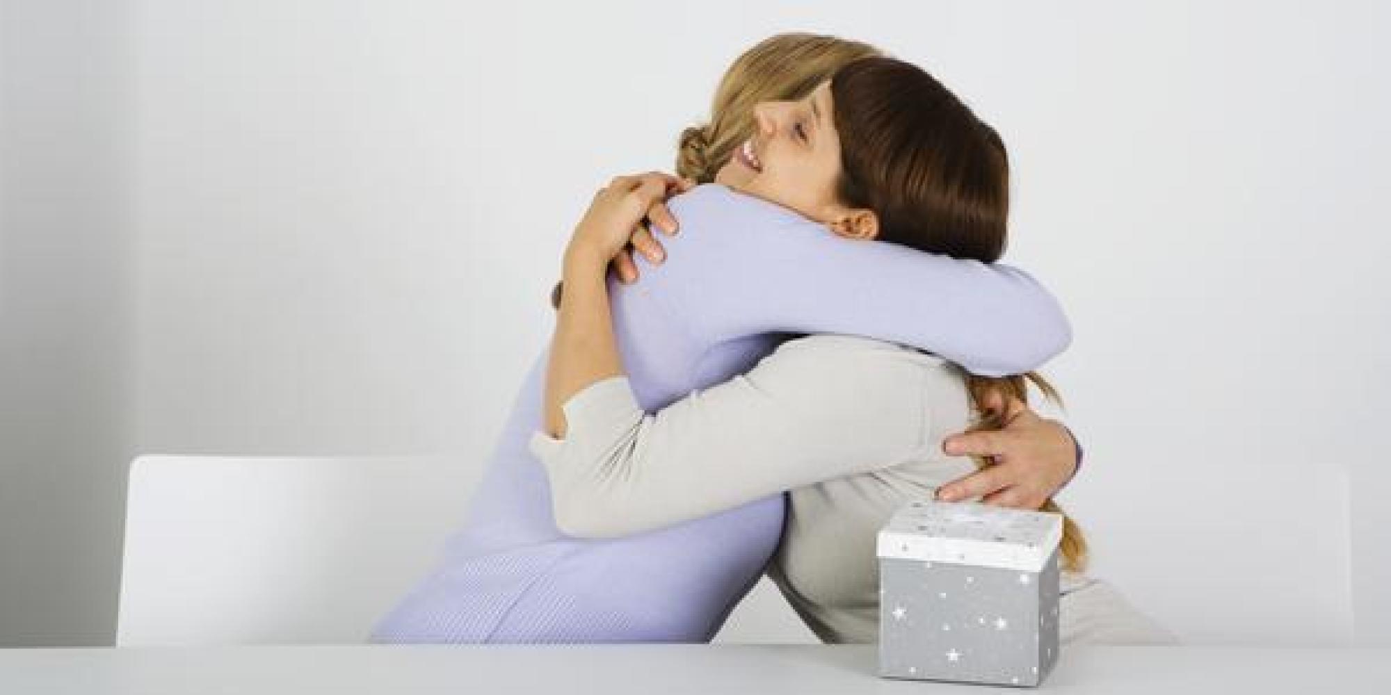 Madre adolescente y superar