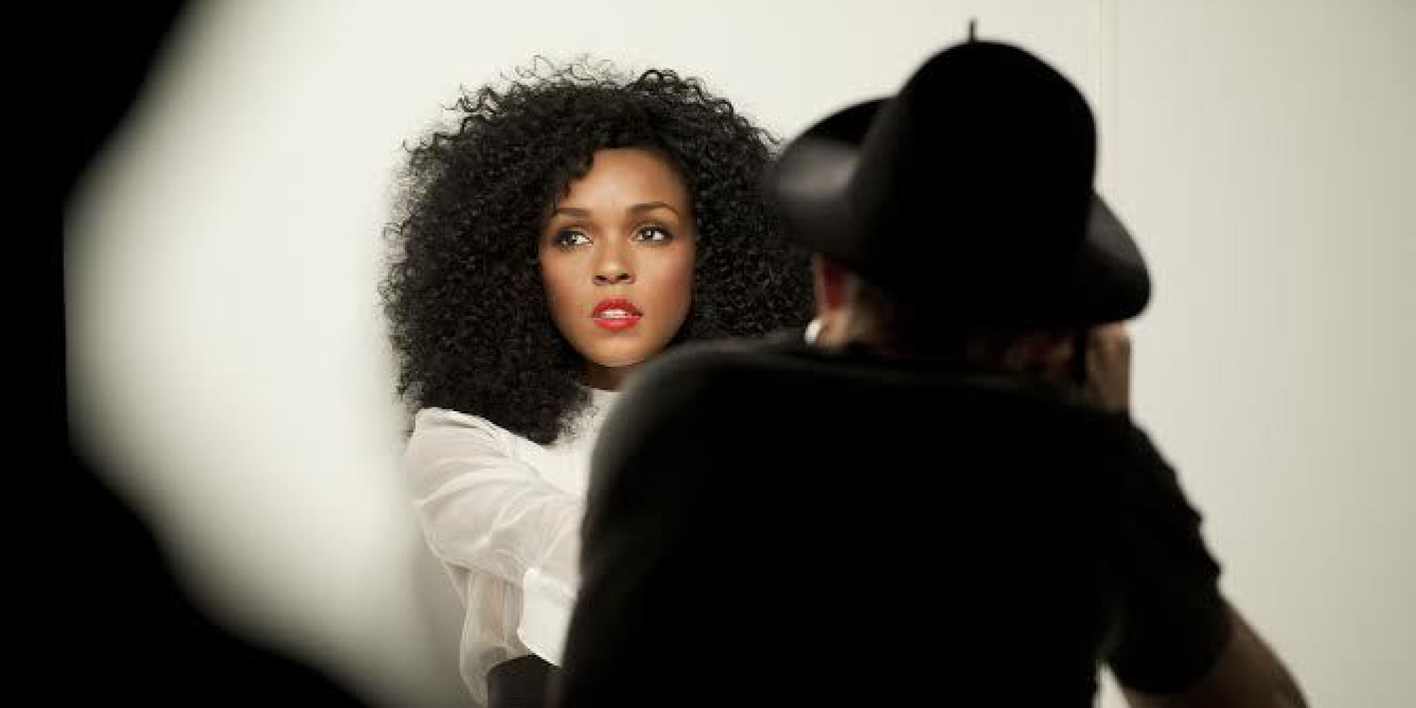Janelle Monae Shares Her Love For Lupita Nyong O