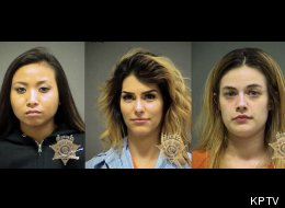 Women Arrested After Twerking