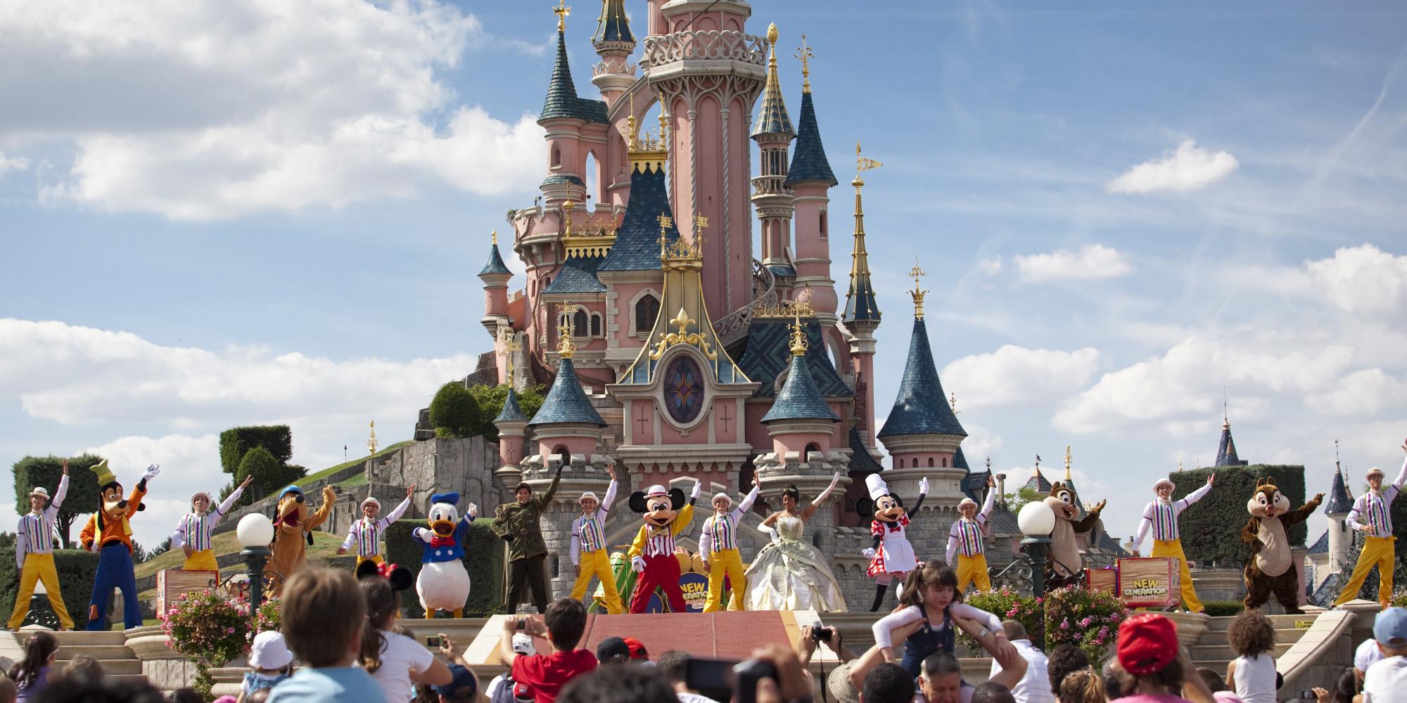 Disneyland Measles Outbreak Linked To December Visits