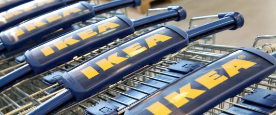 IKEA EINKAUFSWGEN