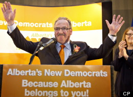 Alberta's New House Leader Is A Familiar Face